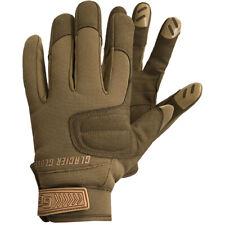 Glacier Glove Pro Campo Guantes Dedo Completo-Coyote