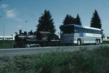 RimRock Stages Mci bus Kodachrome original Kodak slide