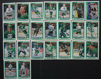 1990-91 O-Pee-Chee Hartford Whalers Team Set of 23 Hockey Cards