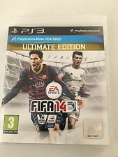 FIFA 14 -- Ultimate Edition (Sony PlayStation 3, 2013)