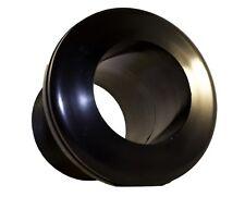 2-Inch - Slip x Slip - ABS Plastic Bulkhead Fitting