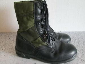 Original Bundeswehr Baltes Tropenstiefel, BW Kampfstiefel, Tropen Stiefel