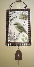 New listing Wild Bird Plaque Garden Hanging Decoration
