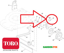 savers GENUINE Toro Height ADJUSTER End Lever KNOB (Front & Rear) 110-0549 645