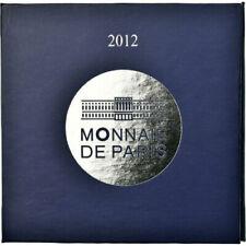 Pièces euro de la France Année 2012 100 Euro