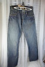 Levis 514 Mid Slim Straight Denim Flap Pocket Jeans Mens SZ NWT 30x32