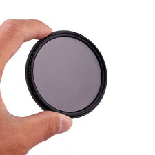 58mm Fader Variable ND Filter Adjustable ND2 to ND400 Neutral Density WHOLESALE