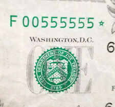 1995 $1 FRN Boston *Web Press* Note A-C Block FP#2 BP#9 Circulated