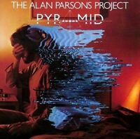 Alan Parsons Project Pyramid (1978) [CD]