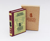 MINIATURE BOOK  Sherlock Holmes The Adventure of the Final Problem (SH24)