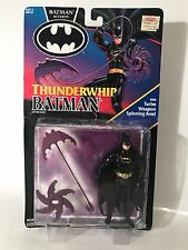 DC Batman Returns Thunderwhip Figure 1991 Rare New Turbo Weapon Spinning Arm
