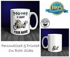 BMW K 1200GT Motorbike Personalised Ceramic Mug Gift (MB045)
