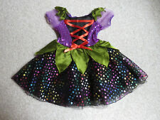 Girls size 2-3 The Children's Place Witch Dress HALLOWEEN COSTUME