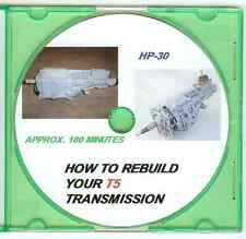 """How to Rebuild your Mustang or Camaro Borg Warner T5 Transmission Video """"DVD"""""""
