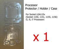 1 x Socket 1150 1151 1155 1156 i3, i5 & i7 Processor CPU Cover Holder Protector