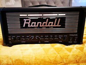 Randall Thrasher 50w Tube Amplifier Head