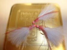 3x fluo pink goldhead silli legs fritz tadpole cats whisker hayabusa #8 761