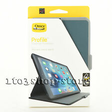 Otterbox Profile iPad Mini 3 2 1 Stand Folio Case Midnight Waves Gunmetal Gray