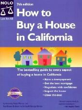 How to Buy a House in California (How to Buy a House in California, 7th ed), War