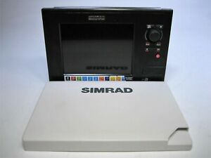 Simrad NSS8 Amer MFD Display+Sun Cover - Tested Working Cond