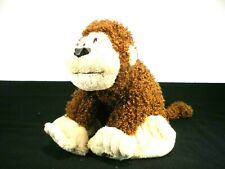 STUFFED MONKEY (GENTLY PREOWNED)