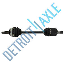 Front Driver CV Axle Driveshaft Auto Trans fits Honda Accord 4 Cyl ONLY w/ ABS