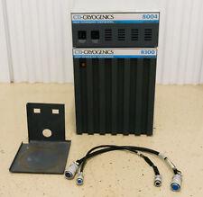 CTI-Cryogenics 8300 Compressor with 8004 Controller 60 Day Warranty