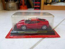 Ferrari Challenge Stradale 2003 1/43 Ixo Altaya miniature sous blister