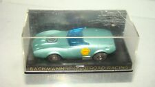 Ho Bachmann 9117:250 Charger Iii light green w/case w/running chassis
