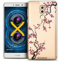 Coque Crystal Gel Pour Honor 6X Extra Fine Souple Summer Sakura