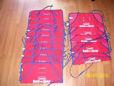 LOT OF 15 BRAND NEW LOWES BUILD AND GROW KIDS APRONS