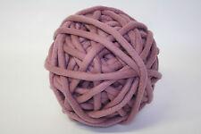 1kg Coloured Merino felted super chunky Nundle wool vine knitting Dusky Rose
