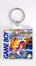 ADVENTURE ISLAND 2 NINTENDO GAME BOY KEYRING LLAVERO