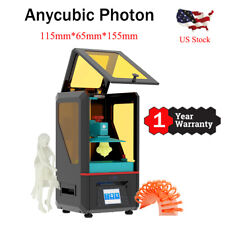ANYCUBIC 3D Printer SLA/LCD PHOTON 2.8'' Touch 2K Screen UV Resin FEP Light Cure