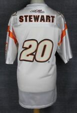 STEWART #20 NASCAR WINNERS RACING CIRCLE JERSEY MENS LARGE RARE