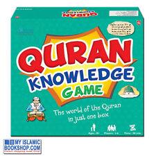 Quran Knowledge Game Islamic Muslim Children Board Game Play Learn Goodword Book