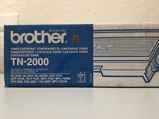Brother TN2000 Toner Originale, fino a 2500 Pagine, per Stampanti Brother Serie