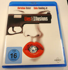 Lies & Illusions - Actionkomödie / Thriller - BluRay - 2009 - NEU