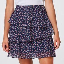 Dannii Minogue Petites Flippy Frill Skirt Size 12P