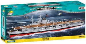 Cobi 4826 - Historical Collection - 1:300 WWII Aircraft Carrier Graf Zeppelin