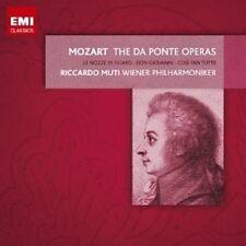 """Riccardo Muti """"poiché il ponte-Teatro dell'Opera"""" 9 CD NUOVO"""