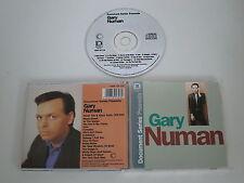 GARY NUMAN/DOCUMENT SERIES(CSAP CD 113) CD ALBUM
