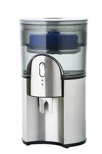 Stainless Steel Desktop Water Purifier Cooler Aquaport (AQP-24SS)
