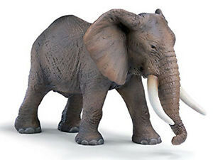 *NEW* SCHLEICH 14341 African Elephant Male - RETIRED