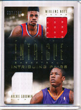 2013-14 PANINI INTRIGUE NERLENS NOEL ARCHIE GOODWIN ITRIGUING PAIRS 027/199