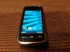 Nokia 5230 - Schwarz (Ohne Simlock) Smartphone