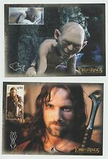 Lord Of The Rings Set Of 6 Postcards 2003 Return of the King