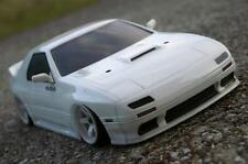 PANDORA 1/10 RC MAZDA RX-7 FC3S 194mm Clear Body Drift