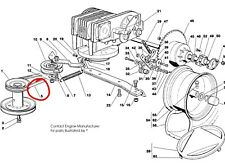 HONDA transmission gearbox drive belt HF2213 HF2218 HYDRO