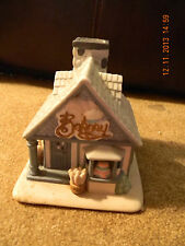 Partylite The Cottage Bakery Large Ceramic Votive Candle Holder